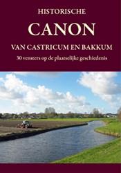 CANON VAN CASTRICUM EN BAKKUM HISTORISCHE