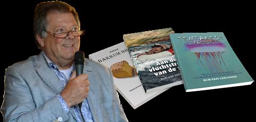 Tentakelpoezie Bob van Leeuwen