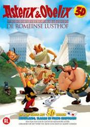 DVD ASTERIX ROM.LUST -FREQ: 04 CIRCUITCODE: 1