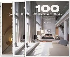 100 CONTEMPORARY HOUSES (2 VOL.) -GEBONDEN