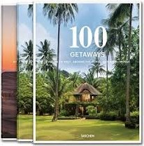 100 GETAWAYS AROUND THE WORLD -GEBONDEN 1