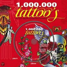 1.000.000 TATTOO'S -PAPERBACKFLAPS 1