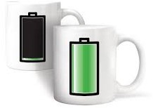 MORPH COFFEE MUG BATTERY 1 ST