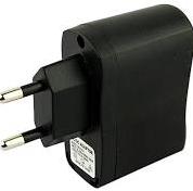 usb AC DC voeding lader adapter -TECHNISCHE REKENMACHINES eu-plug -> Alleen afhalen mp3 mp4 dv oplader (zwart)